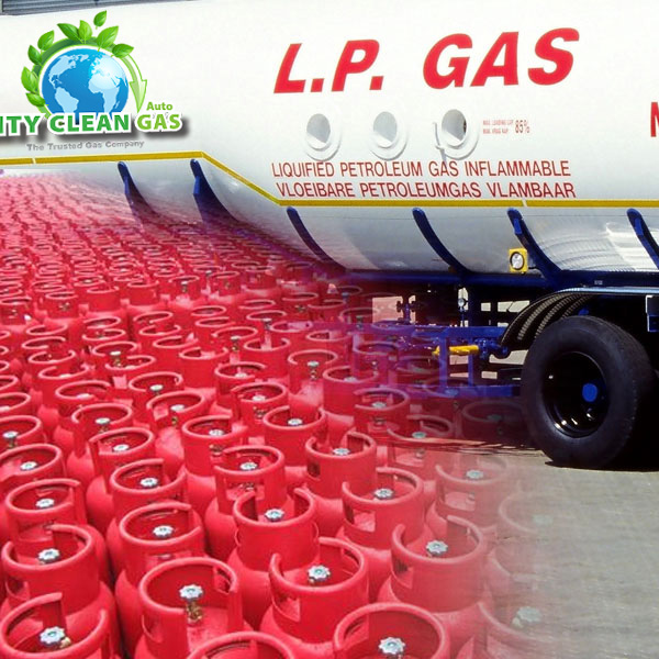 Why City Clean LPG