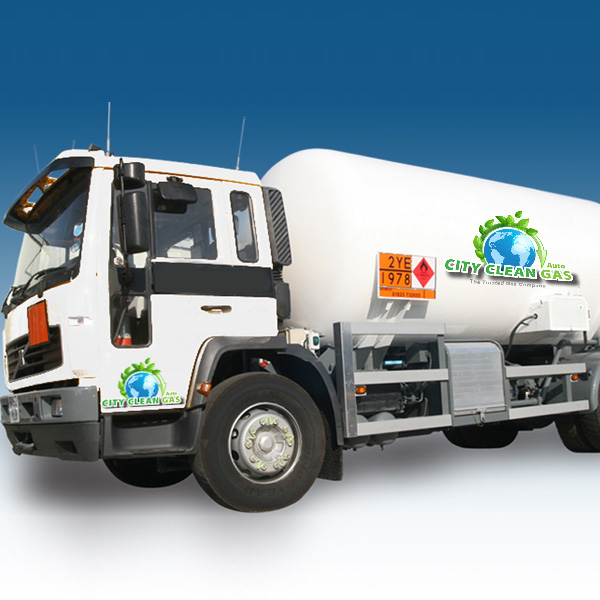 City Clean Bulk Gas